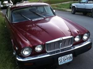 74 Jaguar XJ12